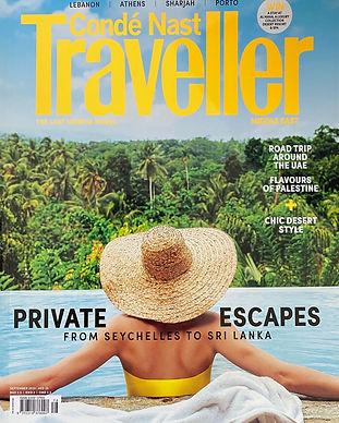 Conde Nast Traveller Middle East Septemb