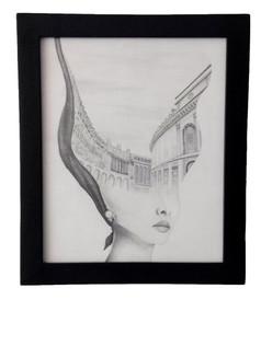 Mujer arquitectura