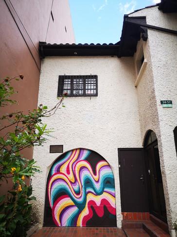 Mural Bogotá 2021