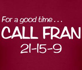 """04/29/16 WOD """"Fran"""""""