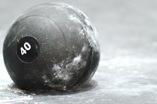 Ball Slams