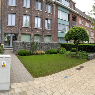 Grasparking te Sint-Niklaas