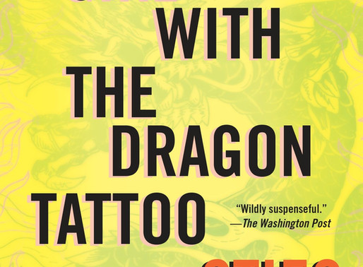 Book Review of The Girl With The Dragon Tattoo by Stieg Larsson