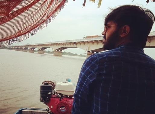 From Social Media to Real Life: An Interview With Indian Writer Siddarth Raj