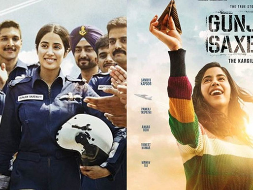 Review of Gunjan Saxena: The Kargil Girl