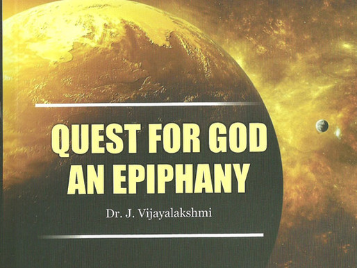 A Spiritual Take On Life: An Interview With Dr Vijayalakshmi J