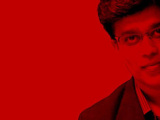 An Interview with Sourabh Mukherjee