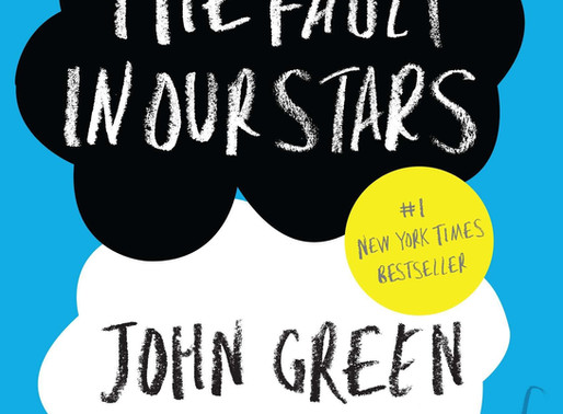 Book Review: Fault in our Stars, Life before Death