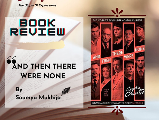 Book Review of Then There Were None by Agatha Christie