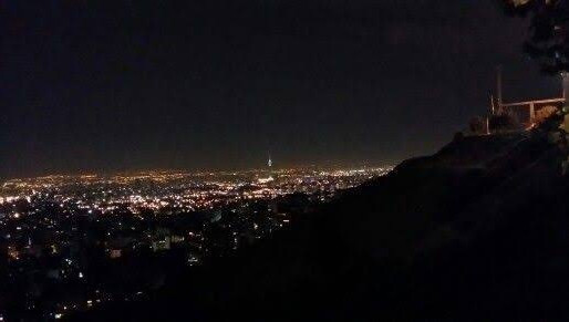 Mountains And Gleaming Stars