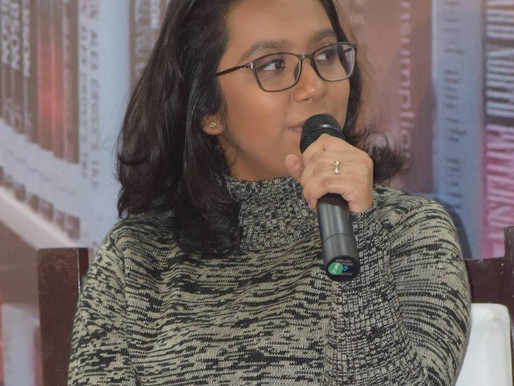 In Conversation With Indian Author Devanshi Sharma