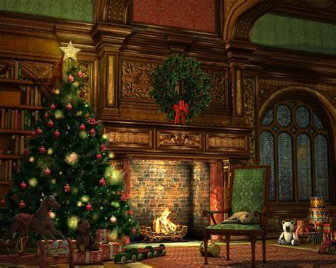 A Friendly Christmas Teenage Tale