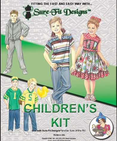 Sure-Fit Designs Childrens Kit