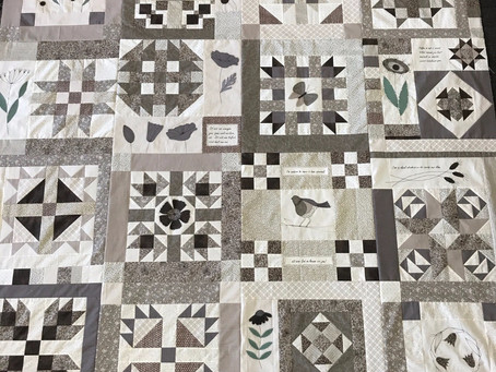 Quilts from Shan's Students