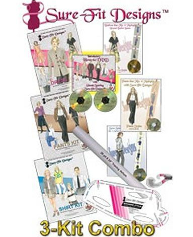 Sure-Fit Designs 3 Kit Combo