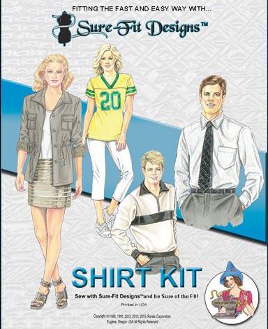 Sure-Fit Designs Shirt Kit