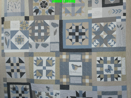Amazing Quilts from Shan's Students