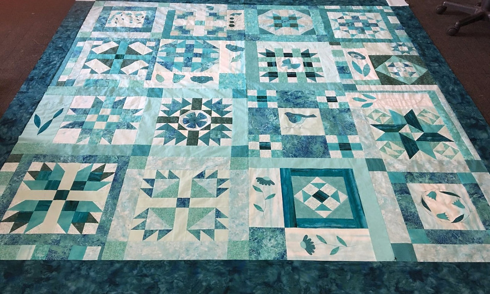 Quilt by Jean Cooper