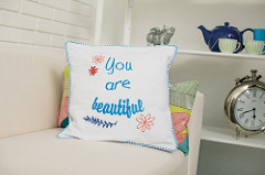 Embroidery Software Cushion