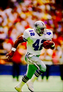 Former Dallas Cowboys