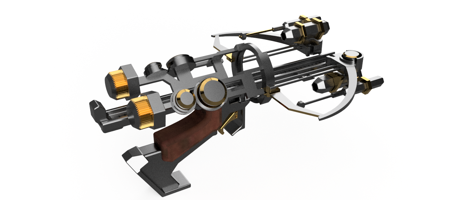 Corvo Crossbow