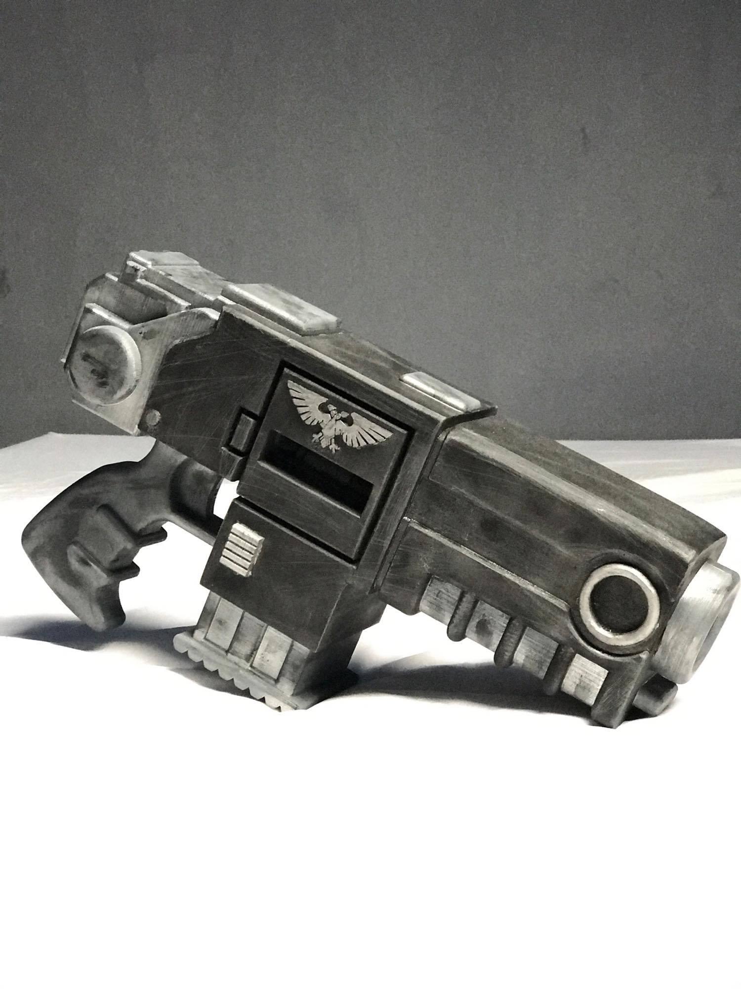 Warhammer 40k Heavy Bolter Pistol