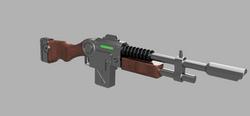 Death Korps of Krieg Rifle v201