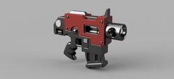 Bolt Pistol 2