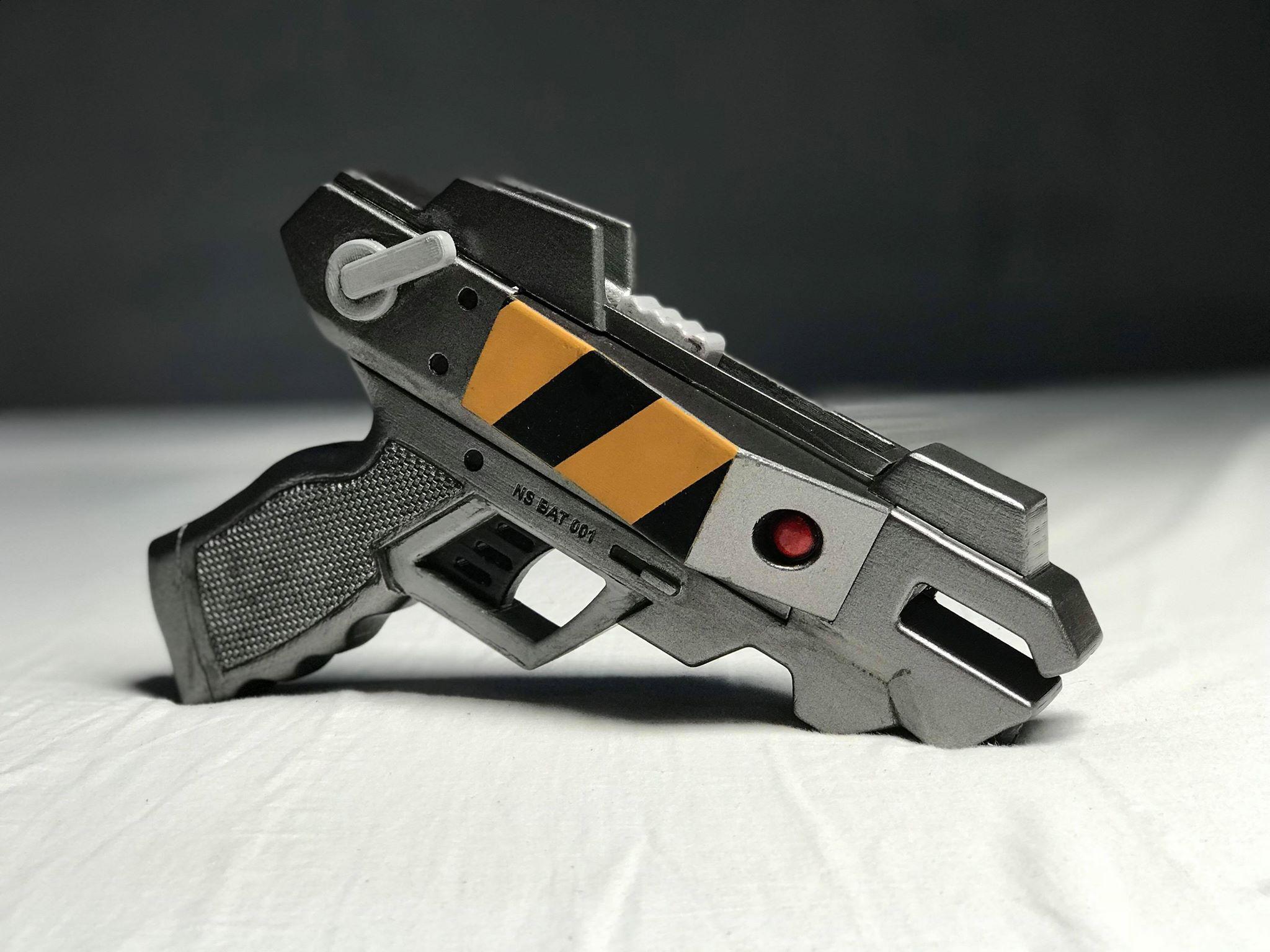 Batman Batarang Gun