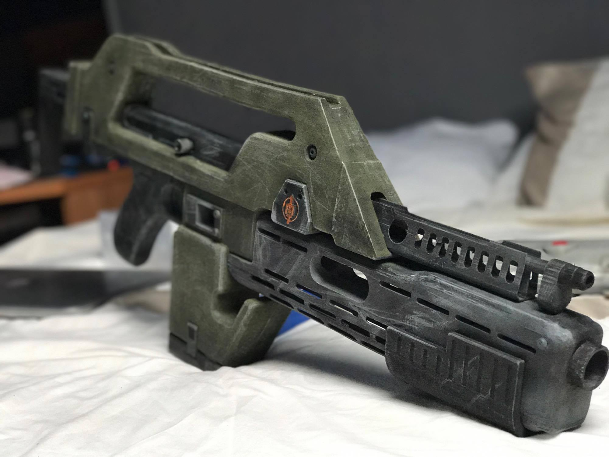 Alien Pulse Rifle
