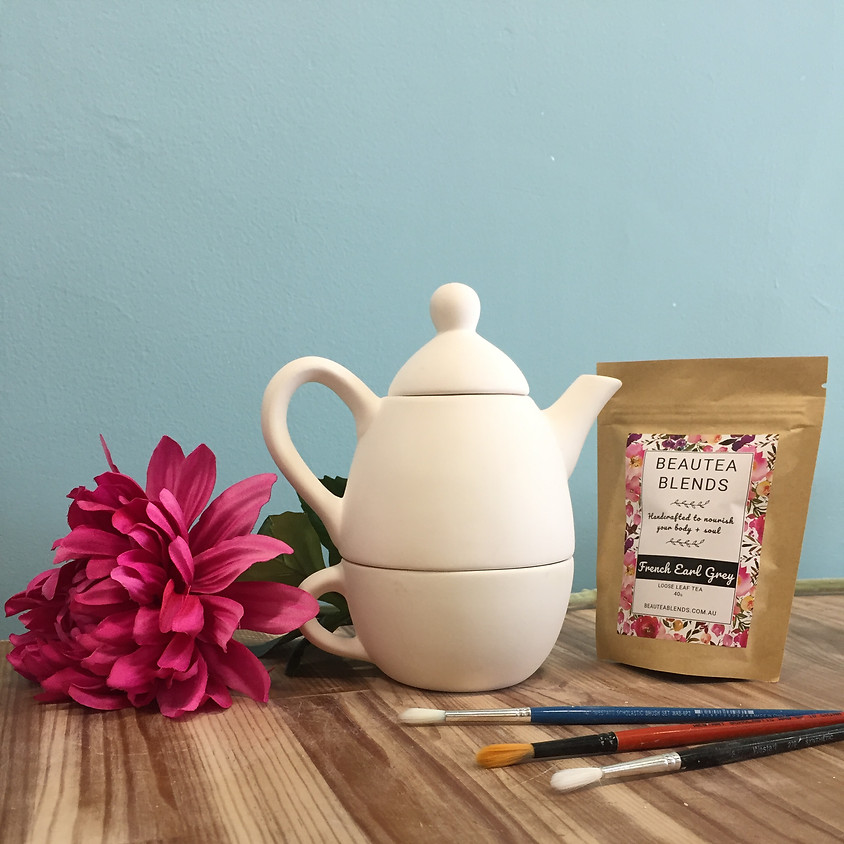 The Tea Booth & The Painted Teapot's Ultimate  Crafternoon - POSTPONED