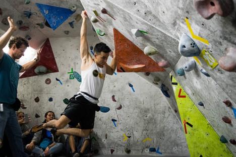 Yulian y Alex Compe