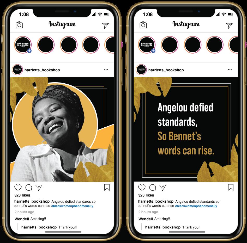 Social post mockup