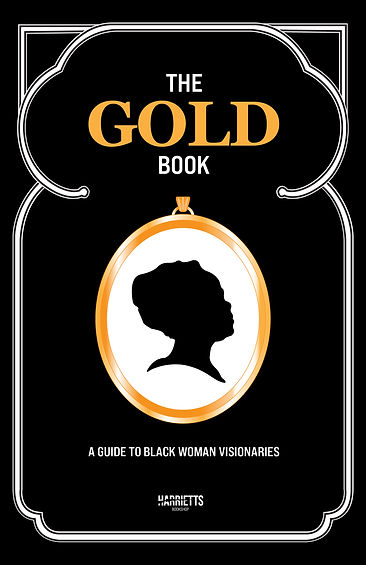 Gold book cover