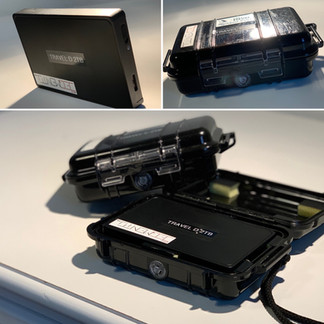 Rugged and fast data storage