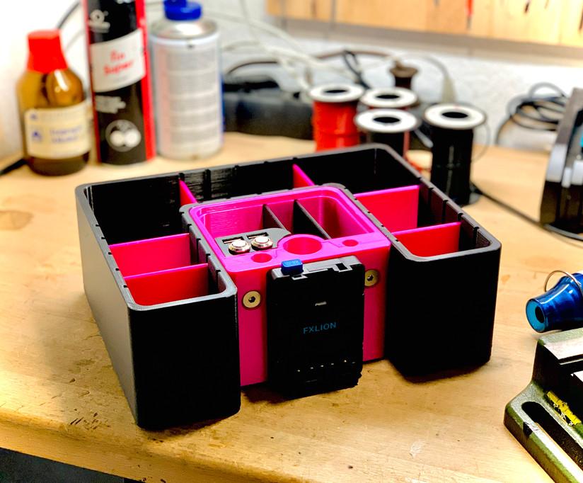 lady's box:-)