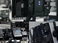 Backplate System for SmallHD 702 Touch by segmento
