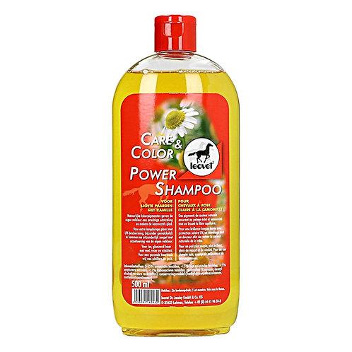 Leovet Power shampoo for røde hester