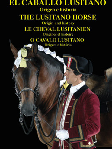 The Lusitano Horse - origin and history