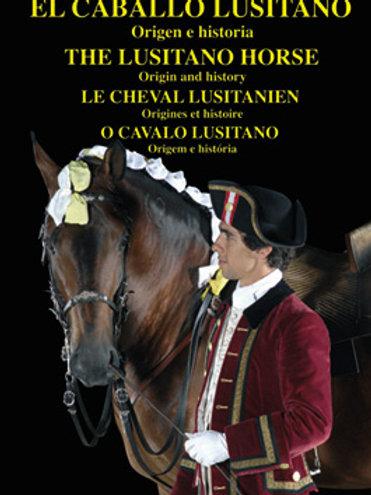 The Lusitano Horse - origin and history