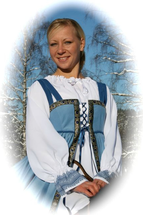 Marina barokkinspirert kjole