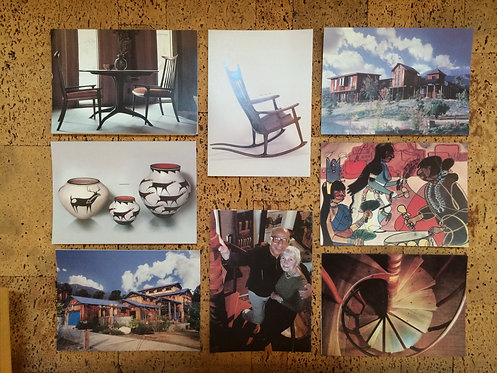 Assorted Note Cards - 8