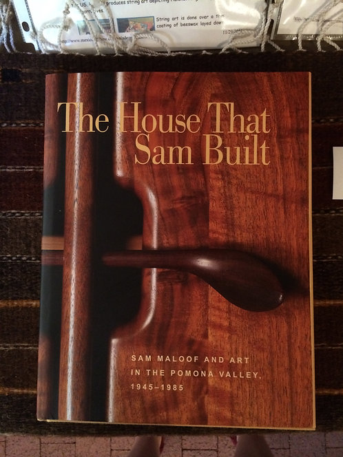 """The House That Sam Built"" by Harold B. Nelson"