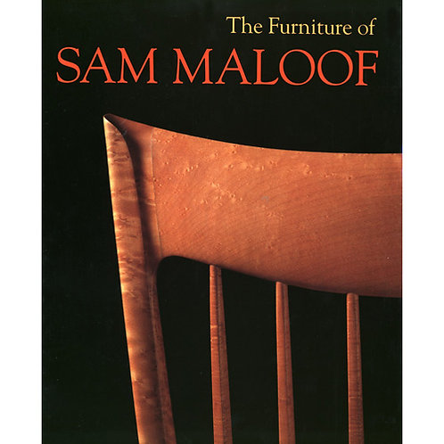 """The Furniture of Sam Maloof"" by Jeremy Adamson"