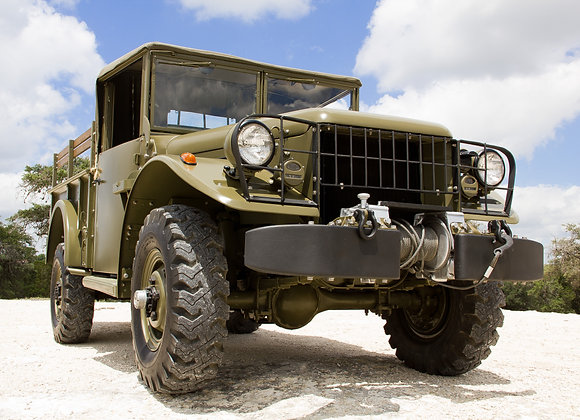 M37 Power Wagon