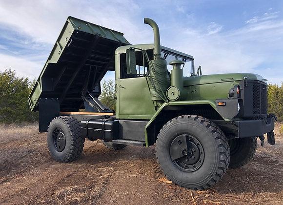M35a3 Bobbed Deuce Dump Truck