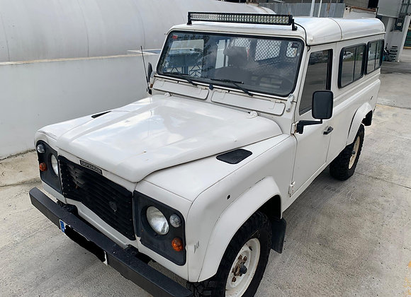 """1994 Land Rover Defender 110 300TDI """"Project"""""""