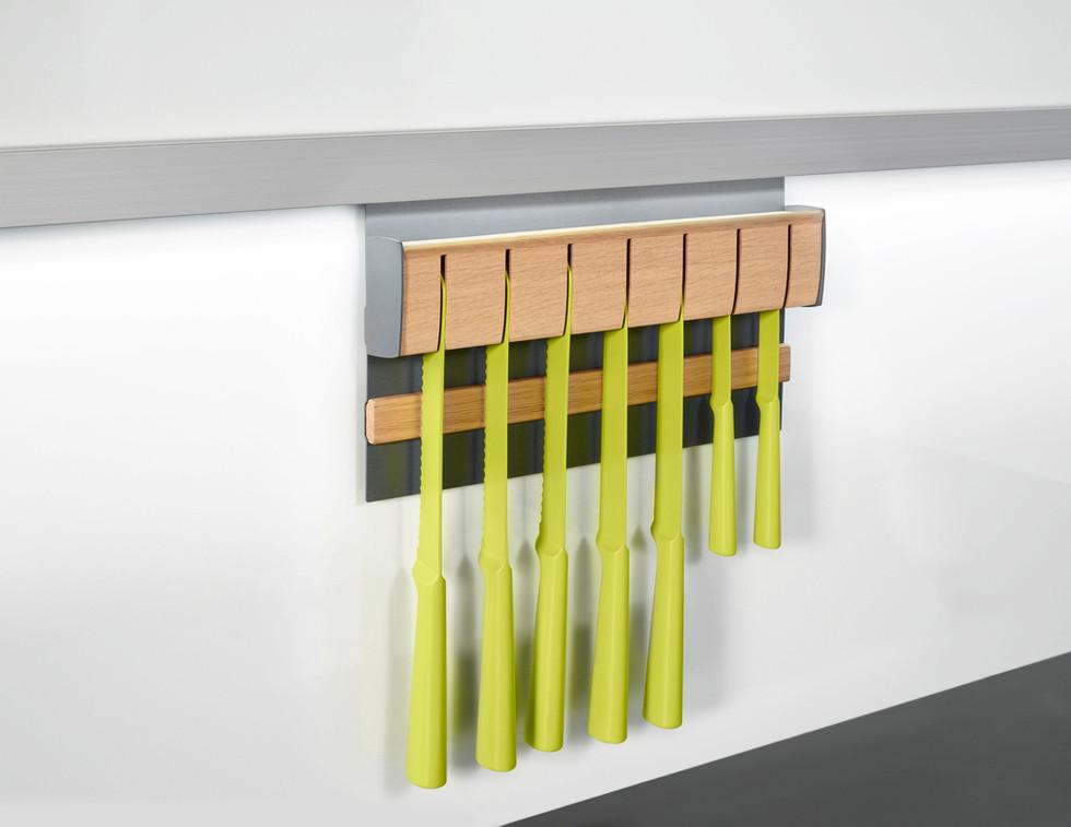 LINERO MOSAIQ Magnetic Knife Block