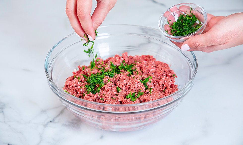 Beyond Beef meatballs raw season.jpg