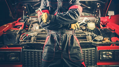Mechanic Ready For Work